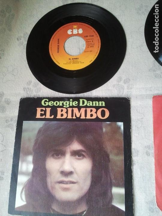 Discos de vinilo: Antiguo lote de discos de Georgie Dann, Los Mismos y Disco sorpresa de Fundador - Foto 2 - 207338535