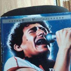 Discos de vinilo: MIGUEL RIOS - MITOS MUSICALES BOX 2 LPS 1985. Lote 207348167