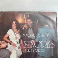 Discos de vinilo: MARIAN CONDE SINGLE SELLO BELTER AÑO 1977. Lote 205793015