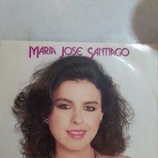 Discos de vinilo: MARÍA JOSÉ SANTIAGO SINGLE SELLO ZAFIRO AÑO 1988. Lote 205799136