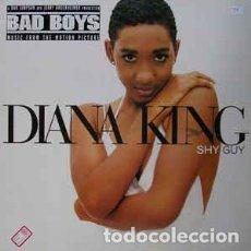 Discos de vinilo: DIANA KING - SHY GUY. Lote 207357460