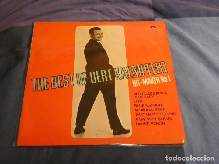 LP UK 1965 BERT KAEMPFERT BUEN ESTADO (Música - Discos - LP Vinilo - Rock & Roll)