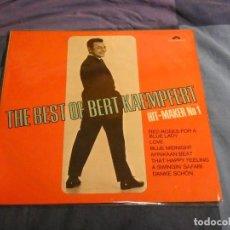 Discos de vinilo: LP UK 1965 BERT KAEMPFERT BUEN ESTADO. Lote 207357883