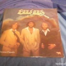 Discos de vinilo: LP BEE GEES 1975-80 BASTANTE BUEN ESTADO. Lote 207365342