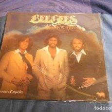 Discos de vinilo: LP BEE GEES AÑOS DORADOS 1975-1980 LEVES SEÑALES DE USO MUY CORRECTO AUN. Lote 207367286