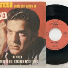 "Discos de vinilo: JOEL PINEDA 7"" SPAIN 45 SPANISH PS 1970 SINGLE VINILO CANTA LOS EXITOS DE PIERO MI VIEJO POP LATIN. Lote 207376135"