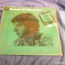 Discos de vinilo: LP CARL SIMMONS PORTRAIT OF A ROCK STAR VOLUMEN 2 1981 BUEN ESTADO. Lote 207384148