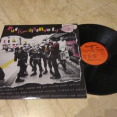 Discos de vinilo: PUNK AND DISORDERLY - FURTHER CHARGES-LP- EDICION ESPAÑOLA-PDI ANAGRAM‎– E-30197-1983- COMO NUEVO. Lote 207384992