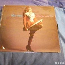 Discos de vinilo: LP COUNTRY CARLENE CARTER BLUE NUN HIJASTRA JOHNNY CASH BUEN ESTADO 1981. Lote 207385032