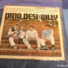 Discos de vinilo: LP DINO DESI AND BILLY HOMOINOM ESPAÑOL 1968 VINILO ACEPTABLE. Lote 207394753