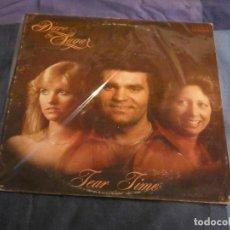 Discos de vinilo: LP COUNTRY DAVE ROWLAND AND SUGAR 1979 TEAR TIME BUEN ESTADO. Lote 207395208