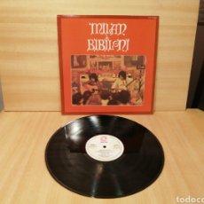 Discos de vinilo: MILÁN & BIBILONI. ÁLBUM DE 1976.. Lote 207401843