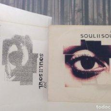 """Discos de vinilo: (VINILO 7"""" 45RPM) SOUL II SOUL -JOY [[INCLUYE CARTA DE PRESENTACIÓN DISCOGRÁFICA]] (1992). Lote 207408252"""