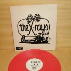 Discos de vinilo: THE X-RAYS. SPEED KILLS. 1995 UK.. Lote 207415942
