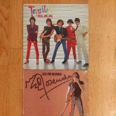 Discos de vinilo: 3 VINILOS ROSENDO/RAMONCIN/TEQUILA. Lote 207440197