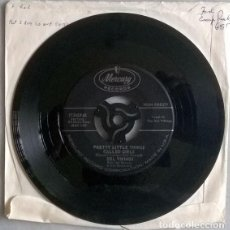 Dischi in vinile: DEL VIKINGS. YOU CHEATED/ PRETTY LITTLE THINGS CALLED GIRLS. MERCURY, USA 1958 SINGLE. Lote 207446426