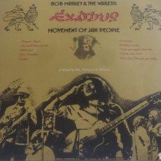 Discos de vinilo: BOB MARLEY & THE WAILERS. Lote 207450415