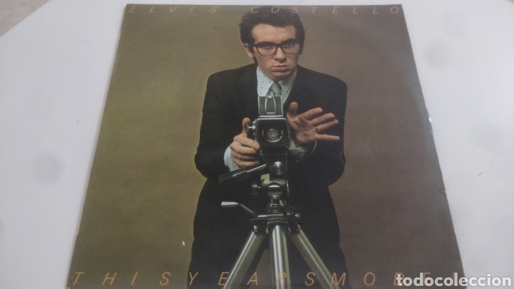 Discos de vinilo: Vinilo Elvis Costello - Foto 4 - 207451125