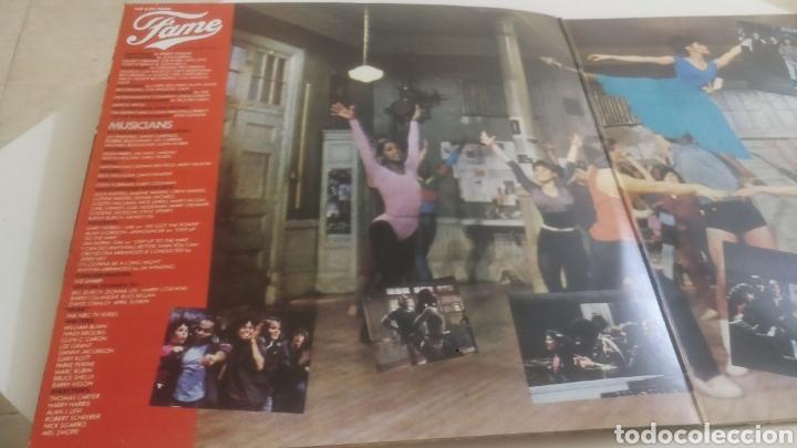 Discos de vinilo: Vinilo Fame los chicos de fama. - Foto 3 - 207451332