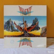 Discos de vinilo: PHOENIX, LP, LE FANTOME D´ARANJUEZ, 1991, VIRGIN ESPAÑA. Lote 207457281