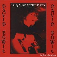 Dischi in vinile: DAVID BOWIE LP THE BECKENHAM ODDITY REDUX VINILO SPACE ODDITY MUY RARO COLECCIONISTA. Lote 207465158