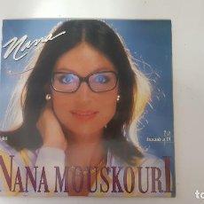 Discos de vinilo: NANA MOUSKOURI. Lote 207489778