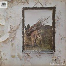 Discos de vinilo: LED ZEPPELIN. 1971. FUNDA INTERIOR ESPECIAL. LP ATLANTIC.. Lote 207532143
