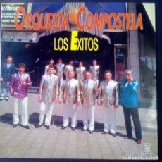 Discos de vinilo: ORQUESTA COMPOSTELA - LOS EXITOS. Lote 207533125