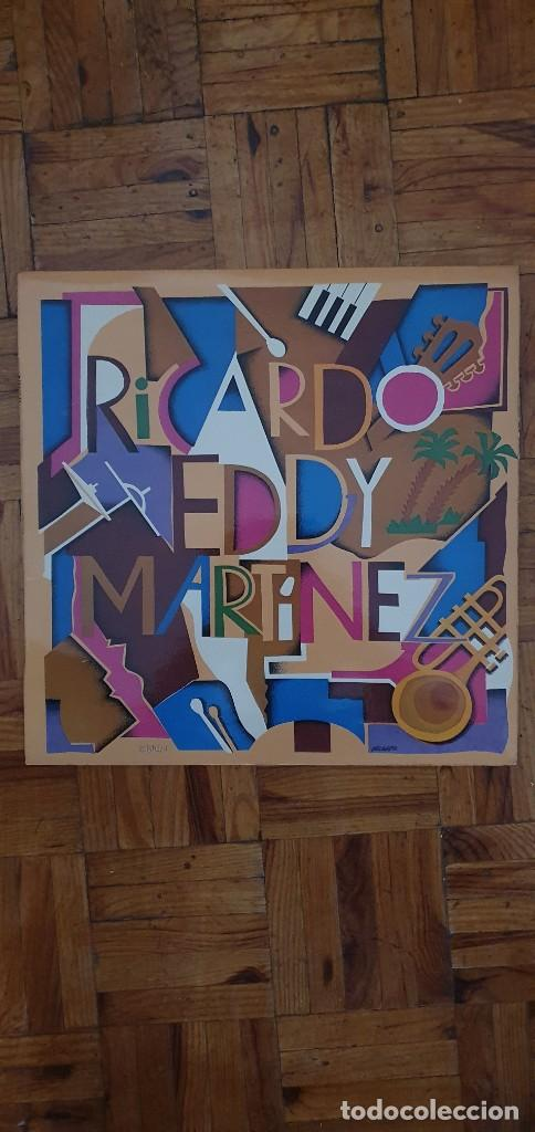 RICARDO EDDY MARTINEZ ?– EXPRESO RITMICO SELLO: MOVIEPLAY ?– 17.1562/4 FORMATO: VINYL, LP (Música - Discos - LP Vinilo - Grupos y Solistas de latinoamérica)