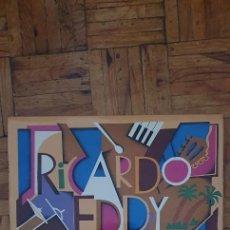 Discos de vinilo: RICARDO EDDY MARTINEZ – EXPRESO RITMICO SELLO: MOVIEPLAY – 17.1562/4 FORMATO: VINYL, LP. Lote 207537403