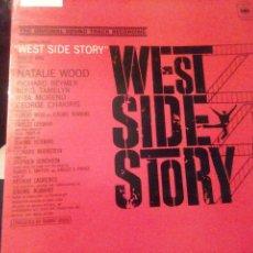 Discos de vinilo: WEST SIDE STORY. VINILO.. Lote 207539732
