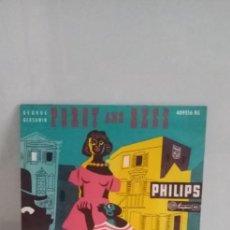 Discos de vinilo: PORGY AN BESS GEORGE GERSHWIN SUMERTIME. Lote 234807155