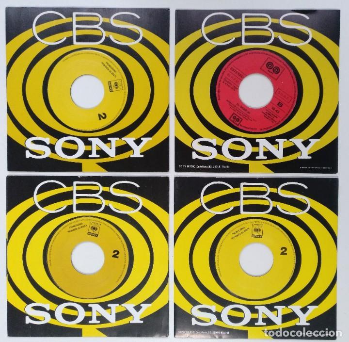 """Discos de vinilo: [[ LOTE 7"""" 45RPM ]] B.G. The Prince Of Rap / Kris Kross / Los Especialistas / Dr. Dragon - Foto 2 - 207543995"""