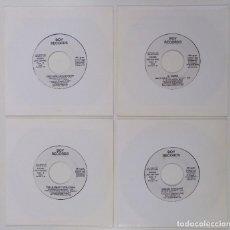 """Discos de vinilo: [[ LOTE 7"""" 45RPM ]] D-WORD / THE ULTIMATE SEDUCTION / CRISTIANO MALGIOGLIO / DREAM SEQUENCE. Lote 207545468"""