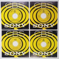 """Discos de vinilo: [[ LOTE 7"""" 45RPM ]] BAND OF GYPSIES / T99 / MARTIKA / JORDY -DUR DUR D'ÊTRE BÉBÉ. Lote 207546518"""