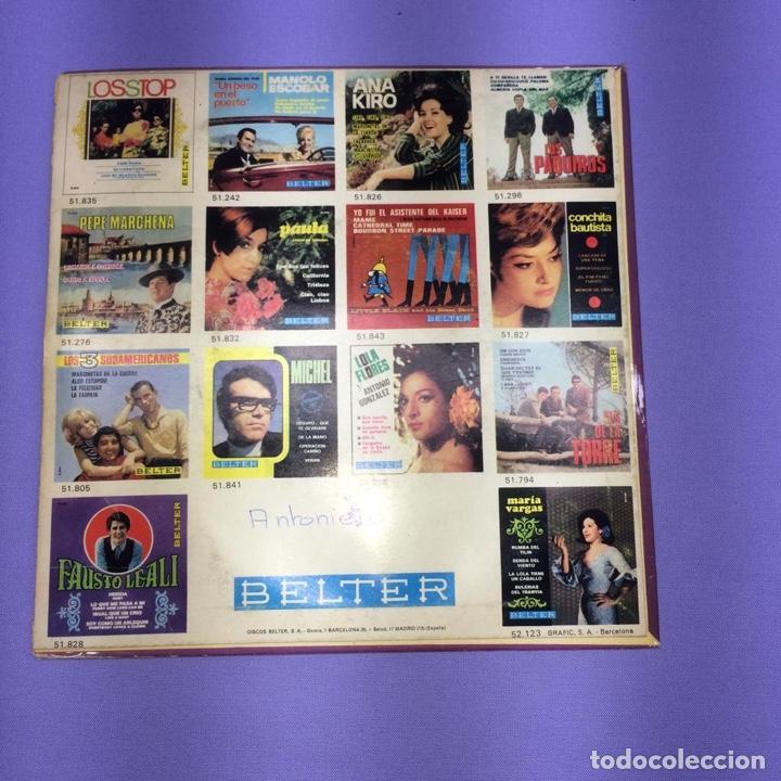 Discos de vinilo: SINGLE FAUSTO LEALI - HERIDA HURT VG + - Foto 2 - 207549726