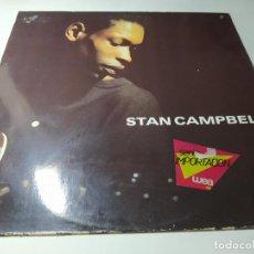 Discos de vinilo: LP - STAN CAMPBELL ?– STAN CAMPBELL - 242100-1 ( VG+ / VG+) EURO 1987. Lote 207550932