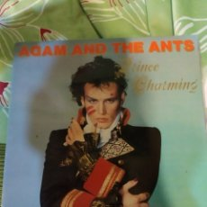 Discos de vinilo: ADAM AND THE ANTS. PRINCE CHARMING.. Lote 207555621