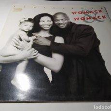 Discos de vinilo: LP - WOMACK & WOMACK ?– CONSCIENCE - BRLP 519 - CARPETA ( VG+ / VG+) UK 1988. Lote 207556158