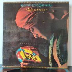 Discos de vinilo: ELECTRIC LIGHT ORCHESTA. DISCOVERY. JET RECORDS. 1979. SPAIN. Lote 207593901