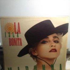 Discos de vinilo: LP MADONNA : LA ISLA BONITA ( EDICION ESPAÑA ). Lote 207607165