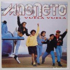 """Discos de vinilo: MAGNETO -VUELA VUELA ¨VOYAGE VOYAGE¨ [GRAN ÉXITO EDICIÓN ESPAÑOLA DE 1991] [[ VINILO 7"""" 45RPM ]]. Lote 236167585"""
