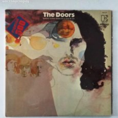 Discos de vinilo: DOBLE LP THE DOORS, ESPECIAL 500, EXTRAÑAS ESCENAS DENTRO DE LA MINA.. Lote 207626016