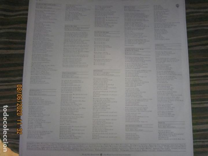 Discos de vinilo: MARIUS MULLER WESTERNHAGEN - DAS HEIZ LP - ORIGINAL ALEMAN - WARNER 1982 CON FUNDA INT. ORIGINAL - Foto 6 - 207640826
