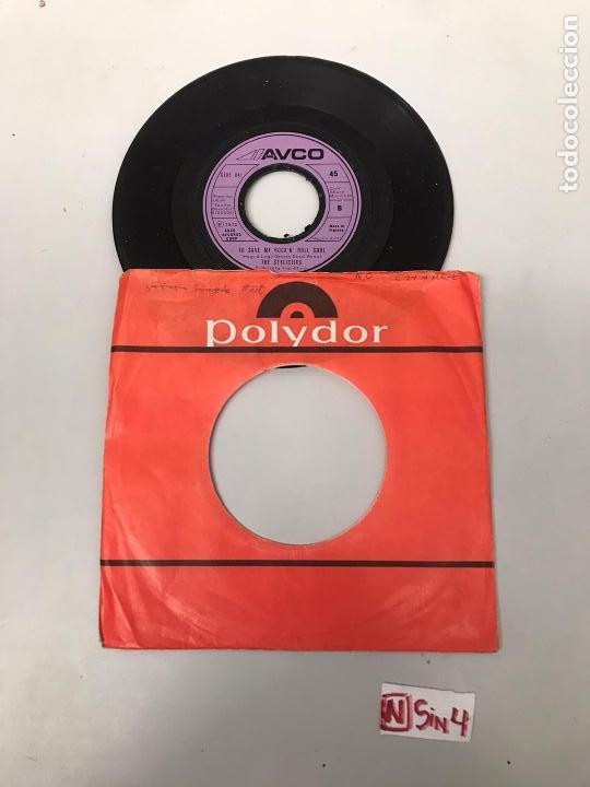 TO SABE MY ROCK ROLL SOUL (Música - Discos - Singles Vinilo - Jazz, Jazz-Rock, Blues y R&B)