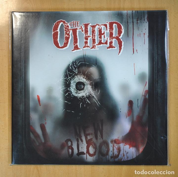 THE OTHER - NEW BLOOD - 2 LP (Música - Discos - LP Vinilo - Punk - Hard Core)