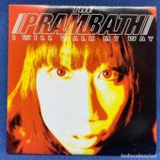 Discos de vinilo: EP THE PRAMBATH - I WILL WALK MY WAY - AÑO 2008. Lote 207650671