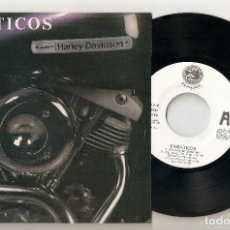 "Discos de vinilo: FANATICOS 7"" SPAIN 45 CHICAS DESNUDAS EP SINGLE VINILO 1990 SPANISH ROCK ALTERNATIVO HARLEY DAVIDSON. Lote 207656850"