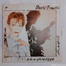 Discos de vinilo: DAVID BOWIE. SCARY MONSTERS. RCA PL-13647. ESPAÑA 1980. FUNDA VG++. DISCO VG+.. Lote 207667568