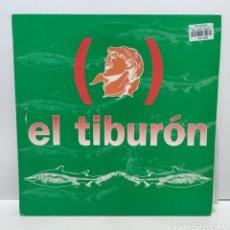Discos de vinilo: EL TIBURON – EL TIBURON 1995. Lote 207669815